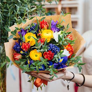 Leader de la livraison de fleurs