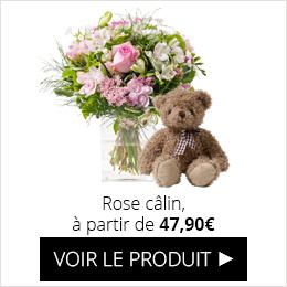 Rose câlin