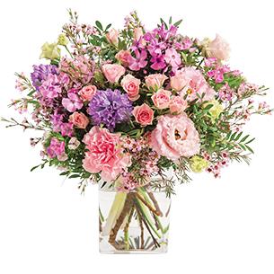 Bouquet de fleurs Brin de tendresse