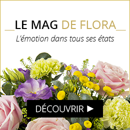 Le mag de Flora