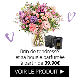 Bouquet Brin de tendresse
