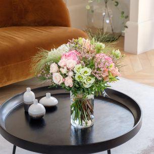 Bouquet de fleurs Instant complice Fleur jaune