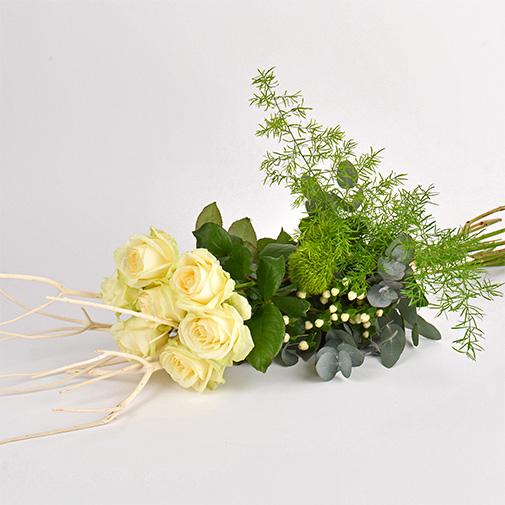 Bouquet de roses Colombe