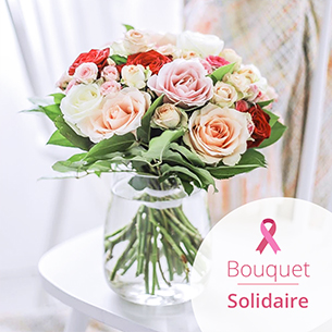 Bouquet de roses Rose Magazine