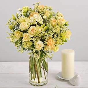 Bouquet de fleurs Auréal Mariage invité