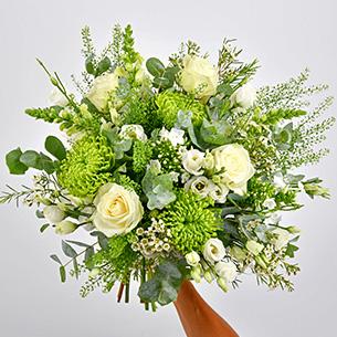 Bouquet de fleurs Avalanche