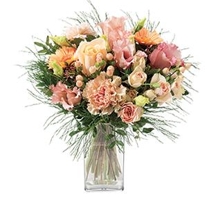 Bouquet de fleurs Boudoir Remerciements