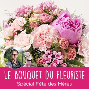 Bouquet de fleurs Bouquet du fleuriste spécial Fêtes des mères XL Fête des Mères