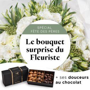 Bouquet de fleurs Le bouquet gourmand du fleuriste