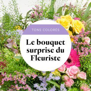 Bouquet de fleurs Bouquet du fleuriste Multicolore Muguet