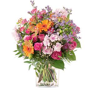Bouquet de fleurs Bohème Anniversaire