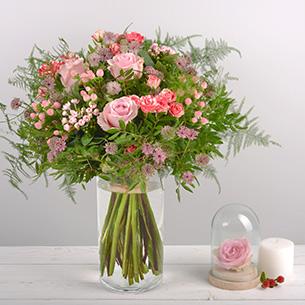Bouquet de fleurs Bonbonnière Mariage invité
