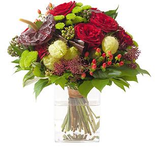 Bouquet de fleurs Cassandre Naissance