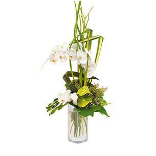 Bouquet de fleurs Céleste Mariage invité