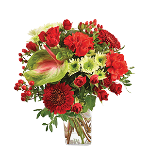Bouquet de fleurs Croquandise
