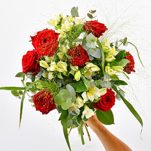 Bouquet de fleurs Dolce vita