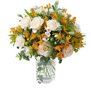 Bouquet de fleurs Ella Mariage invité