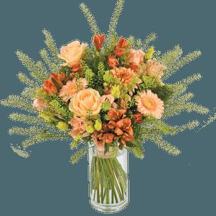 Bouquet de fleurs Eté indien Collection Homme Romantique