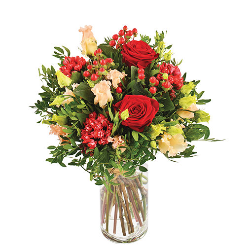 Bouquet de fleurs Exquise