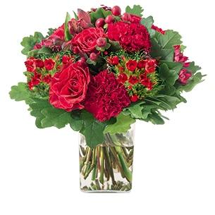 Bouquet de fleurs Froufrou Anniversaire