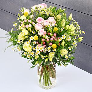 Bouquet de fleurs Fleurette Remerciements