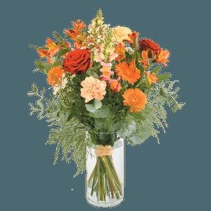 Bouquet de fleurs Garden party Collection Homme Romantique