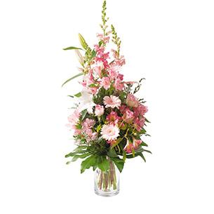 Bouquet de fleurs Harmonie Anniversaire