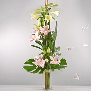 Bouquet de fleurs Magilys Mariage invité