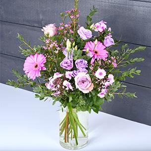 Bouquet de fleurs Myrtille Remerciements