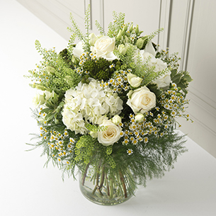 Bouquet de fleurs Nature et sens Mariage invité
