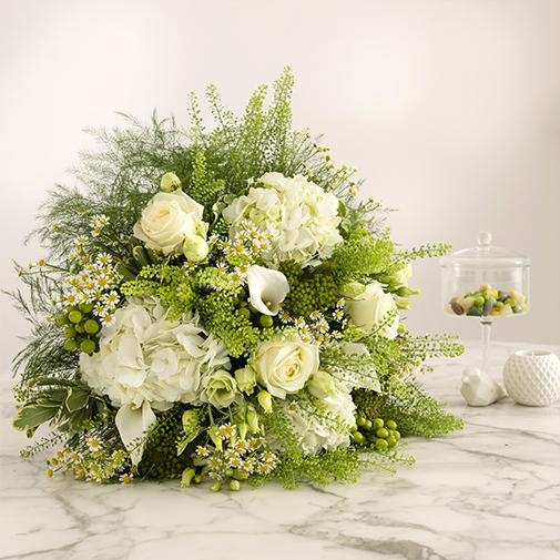 Bouquet de fleurs Nature et sens