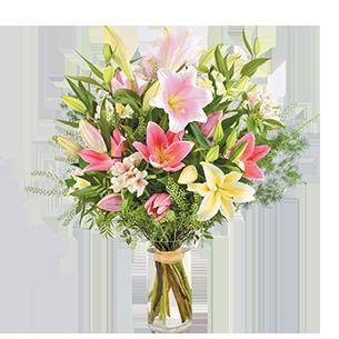 Bouquet de fleurs Paradilys