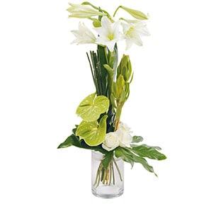 Bouquet de fleurs Perle Naissance