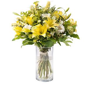 Bouquet de fleurs Poème Amour
