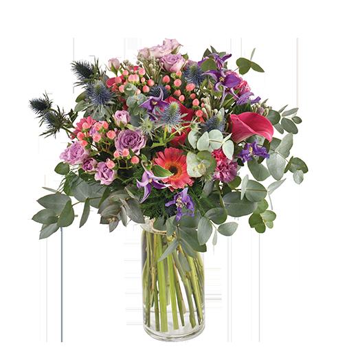 Bouquet de fleurs Prunelle