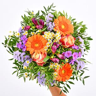 Bouquet de fleurs Rhapsodie Remerciements