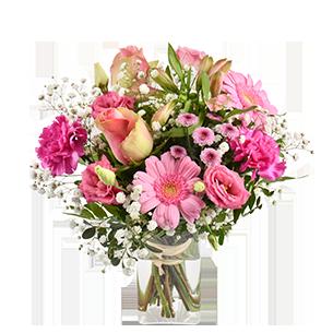 Bouquet de fleurs Rosalie Fête des Grands-Mères