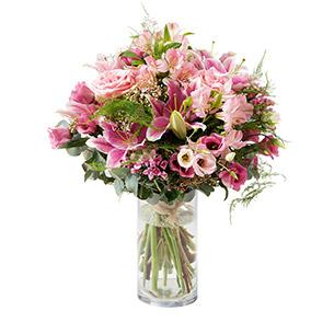 Bouquet de fleurs Tyrol Anniversaire