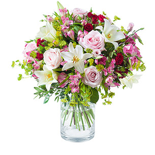 Bouquet de fleurs Zoé Anniversaire