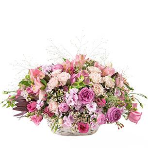 Composition florale Arpège Anniversaire