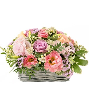 Composition florale Chimère Remerciements