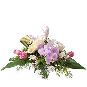 Composition florale Lili Mariage invité