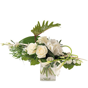 Composition florale Songe Anniversaire