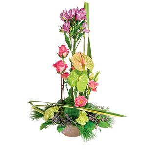 Fleurs deuil Prélude Deuil