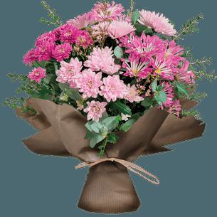 Fleurs deuil Sonate et sa bulle d'eau Toussaint