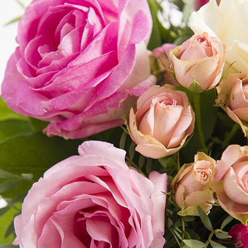 Fleurs deuil Pensée