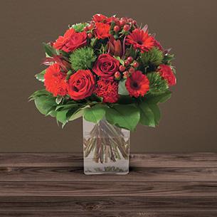 Fleurs deuil Amour éternel Deuil