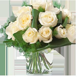 Fleurs deuil Olympie Deuil