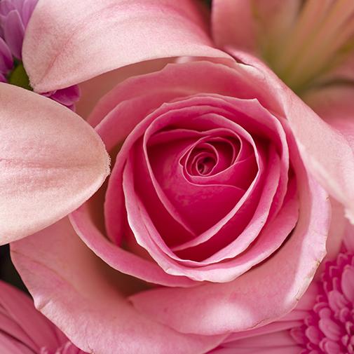 Fleurs deuil Louange
