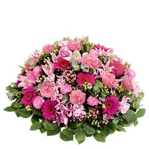 Fleurs deuil Mémorial Deuil